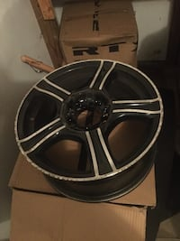 4 RTX Rims 15 x 6.5 inch. Just needs to be cleaned, great condition!