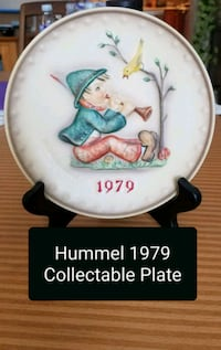 Hummel collectible Lighthouse Point, 33064