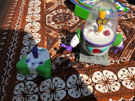 Remote Control Toy Story toy