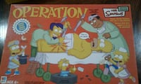 THE SIMPSONS OPERATION Surrey, V3W