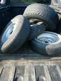 used tires to dump cost 5.00  per tire Kitchener, N2E 3Z3