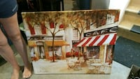 brown and white wooden house painting West Allis