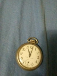 Early 60s pocket watch