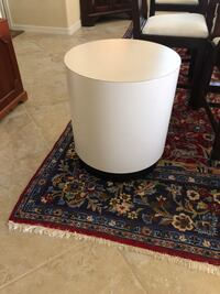 Beige VERY NICE ROUND SIDETABLE Fort Myers, 33912