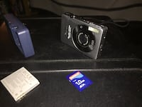 grey Canon point and shoot camera with battery charger Sheridan, 97378