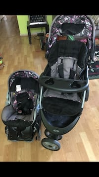 Stroller and 2 car seats Montgomery Village, 20886