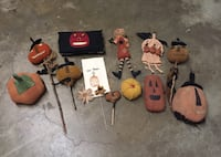 Vintage Halloween Decorations $35 or best offer  Antioch