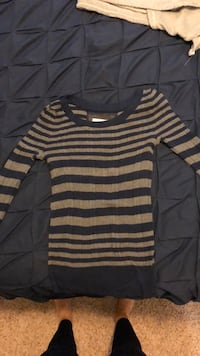 Blue Striped Sweater West Chester, 45069