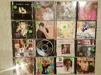 Music CD's Variety Pack Rock, Country, Pop, Blues, Hits ENGLEWOOD