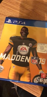 madden 19 for PS4 Offutt Afb, 68113