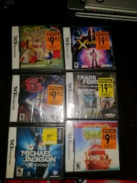 Various Games Xbox 360 Wii Wii U Ds all new  Sudbury, P3C 5R8