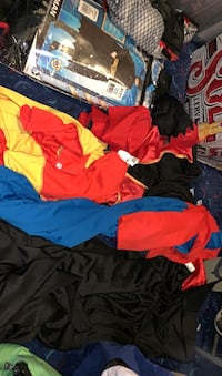 Halloween kids costumes Mississauga, L5M 3K3