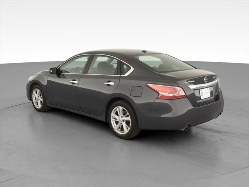 2013 Nissan Altima sedan 2.5 SV Sedan 4D Gray  6
