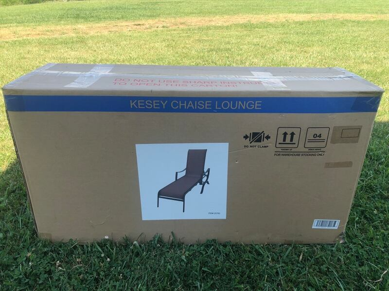 Kesey chaise lounge 2