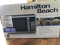 Hamilton beach microwave oven box New York, 10019