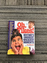 """Oh, Yikes!"" Children book"