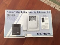 MKS-1GD Audio Visual Entry Security Intercon Kit brand bew Bealeton, 22712