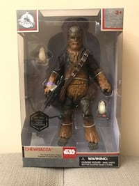 Chewbacca Die Cast Action Figure Gaithersburg, 20878