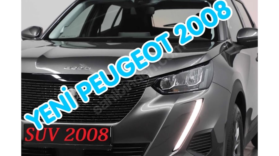 2020 Peugeot 2008 2008 ACTIVE DYNAMIC 1.2 PTECH 100HP 6MT 297f8190-32f2-4865-8761-42a5748589f4