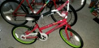 toddler's pink and white bicycle Fairfax, 22033