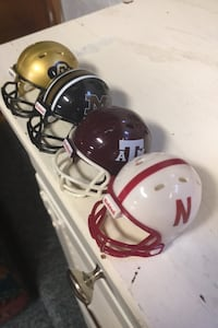 College football pocket helmets Kensington, 20895