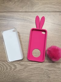 Lot de 2 coques / protection IPhone 4 Neufs Freneuse, 78840