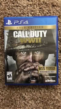 PS4 Call of Duty WW-II Game Martinsburg, 25404