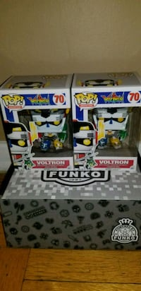 Voltron (vaulted) funko pops $40 EACH (FIRM PRICE) Toronto, M1L 2T3