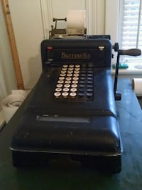 Burroughs adding machine Canfield, 44406