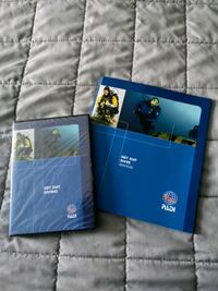 Dry suit training book Barrie, L4N 0H8
