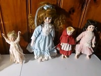 Bliss dolls lot