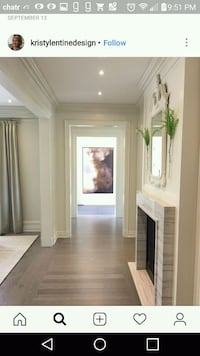 Crown molding installation Toronto