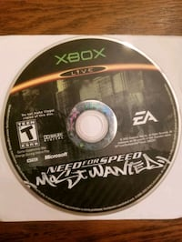 Need for Speed Most Wanted for XBOX  Vaughan, L4L