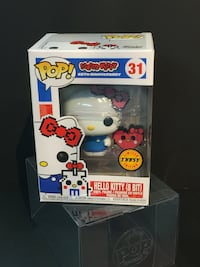 31, Hello Kitty 8 bit *CHASE Toronto, M1S 1V2