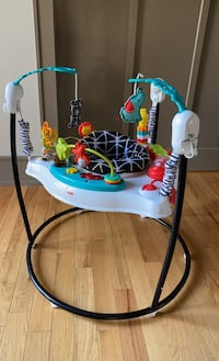 Baby Bouncer Activity Chair - Fischer Price Jumperoo Jungle