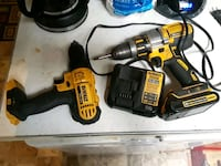 2×dewalt drills charger and 1x battery Lake Oswego, 97035