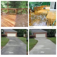 House cleaning Hi get in contact with us we do it all get your free estimate on getting your patio deck your driveway your gutters your siding and a lot more thank you and have a great day Woodridge
