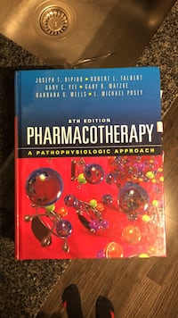 Pharmacotherapy 8th Edition Toronto, M2J 0B4
