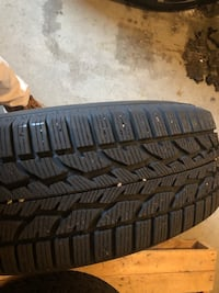 Just used 4 m new truck fire stone winter tire size 265/70/R17  Edmonton, T6M 0P8