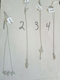 925 SILVER NECKLACES  Edmonton, T6E 0R2