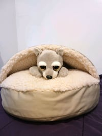Snoozer Cozy Love Pet Bed