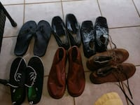 Lot of Designer name shoes ,,slippers Ewa Beach, 96706