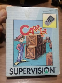 SUPERVISION OYUNU:CARRIER