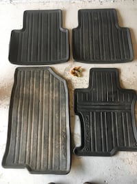 Honda Accord Winter Mats