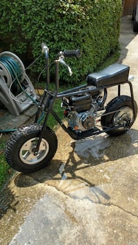 Black and gray mini bike Baton Rouge, 70810