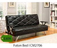 Futon sofa bed  La Mirada, 90639