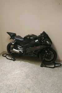 2006 Yamaha YZF-R6 Special Raven Edition 558 km