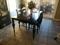 Pier One Imports Dining Room Table with 4 Chairs