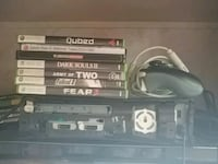 Xbox 360, controller, 7+ games Jamul