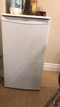 white Arcelik single door refrigerator Richmond Hill, L4C 9R2